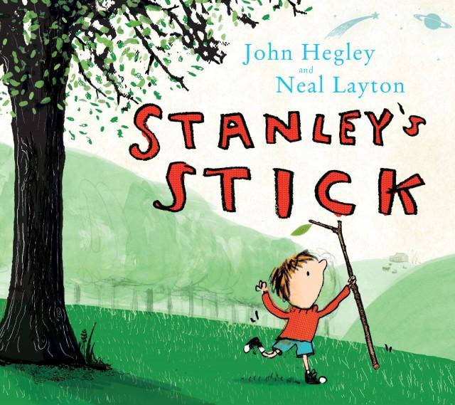 Stanley's Stick - Reception's Monday Blog