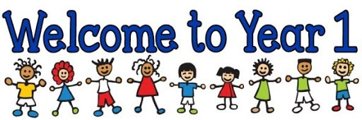 Welcome back Year 1!