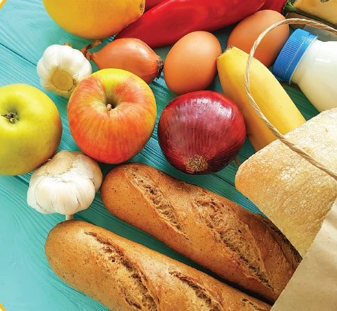 Food Bank Information - Once you've joined, you can purchase a bag of tasty food items every week worth approx. £15 for just £3.50!